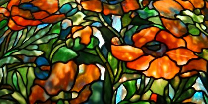 Selling Tiffany Lamps with Fontaine's